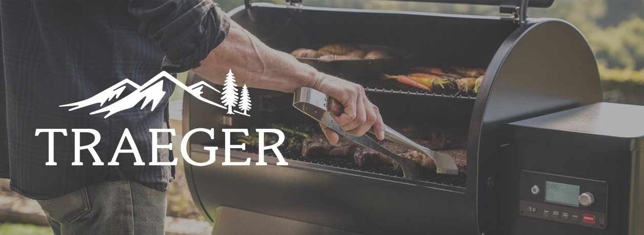 More about Traeger grills at Zettlers