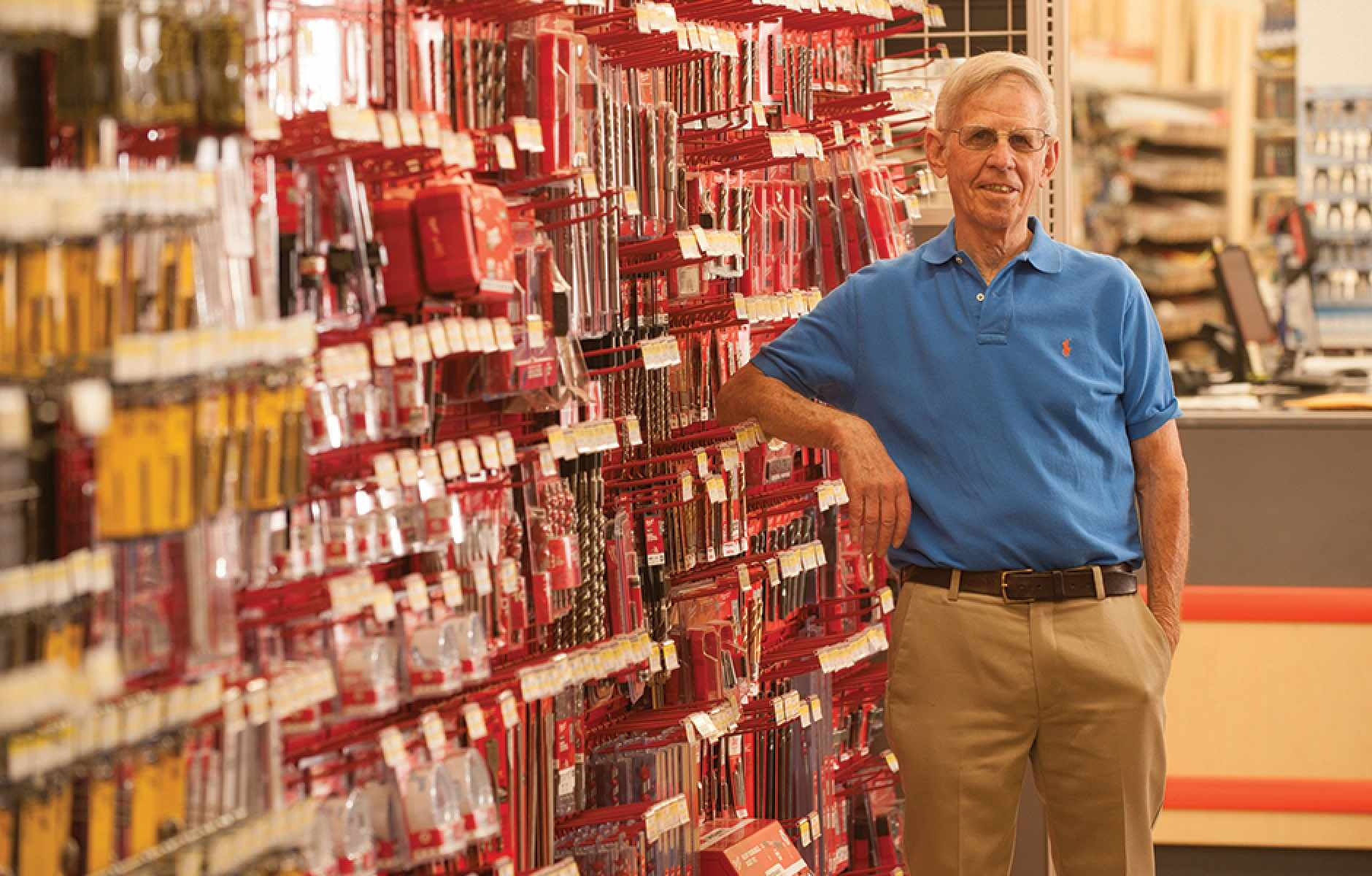 Zettler Hardware is a family business rooted in tradition.