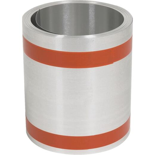 Amerimax 10 In. x 10 Ft. Mill Galvanized Roll Valley Flashing