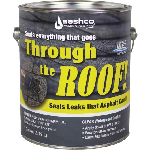 Through The Roof! 1 Gal. VOC Cement & Patching Sealant