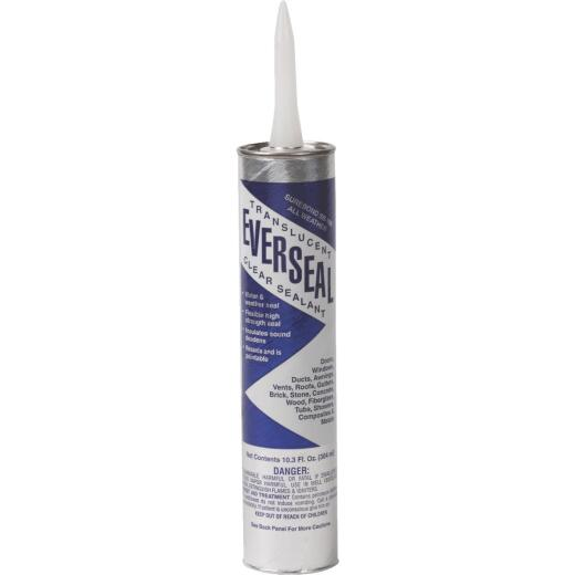 Amerimax 10 Oz. Clear Snow Guard Adhesive