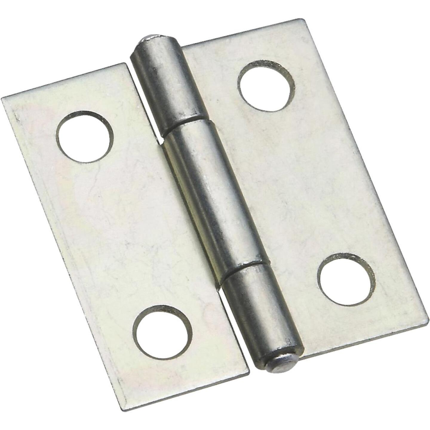 National 1-1/2 In. Zinc Tight-Pin Narrow Hinge (2-Pack) Image 1