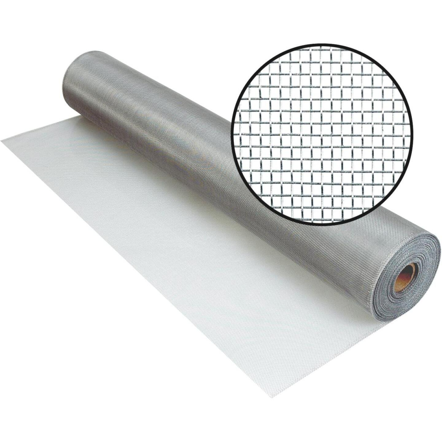 Phifer 60 In. x 100 Ft. Brite Aluminum Screen Image 1