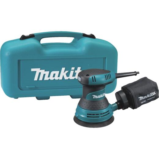 Makita 5 In. 3.0A Random Orbit Finish Sander