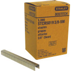 Bostitch Powercrown Hammer Tacker Staple, 3/8 In. (5000-Pack) Image 1