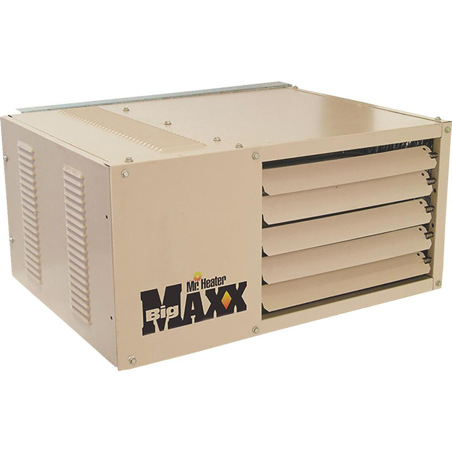MR. HEATER Big Maxx 50,000 BTU Natural Gas Garage Heater Image 1