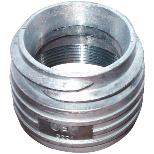 OEM SpeedFill 2 In. FNPT Oil Tank Straight-Cored Connector