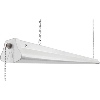 Lithonia 4 Ft. LED Chain Mount Shop Light Fixture