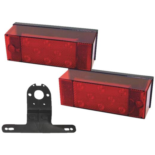 Peterson 80 In. Wide and Over LED Trailer Light Kit