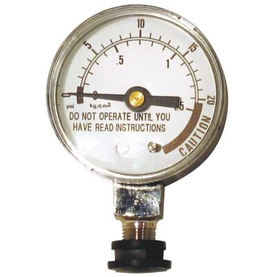 Presto Steam Pressure Gauge with Adapter