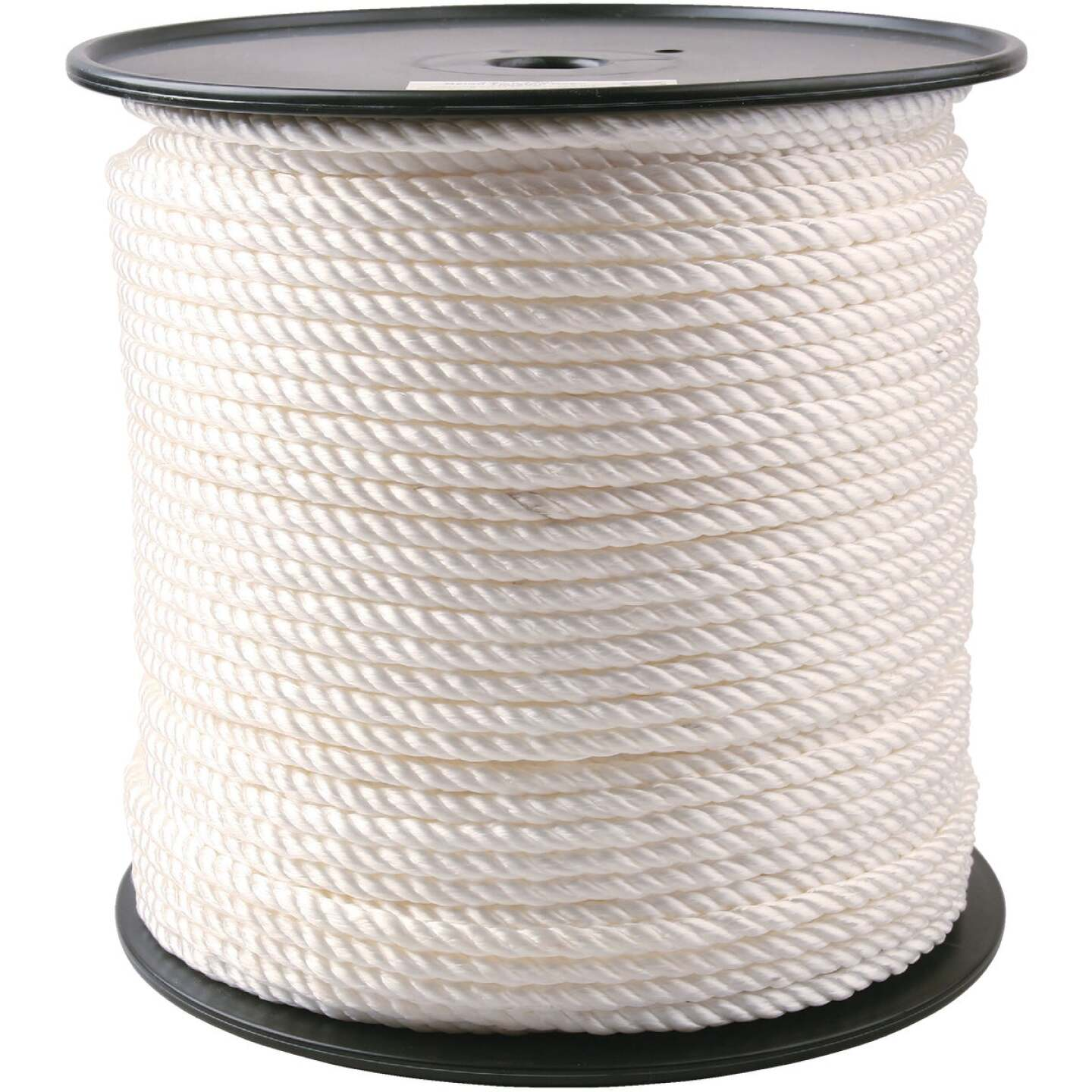 Do it 3/8 In. x 450 Ft. White Twisted Nylon Rope Image 1