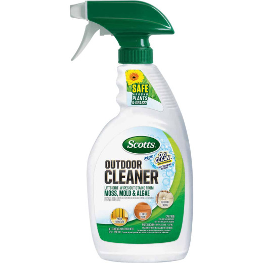 Scotts 32 Oz. Multi Surface Outdoor Cleaner Plus OxiClean