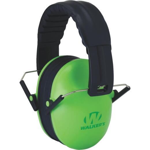 Walker's 23 dB NRR Child Size Earmuffs