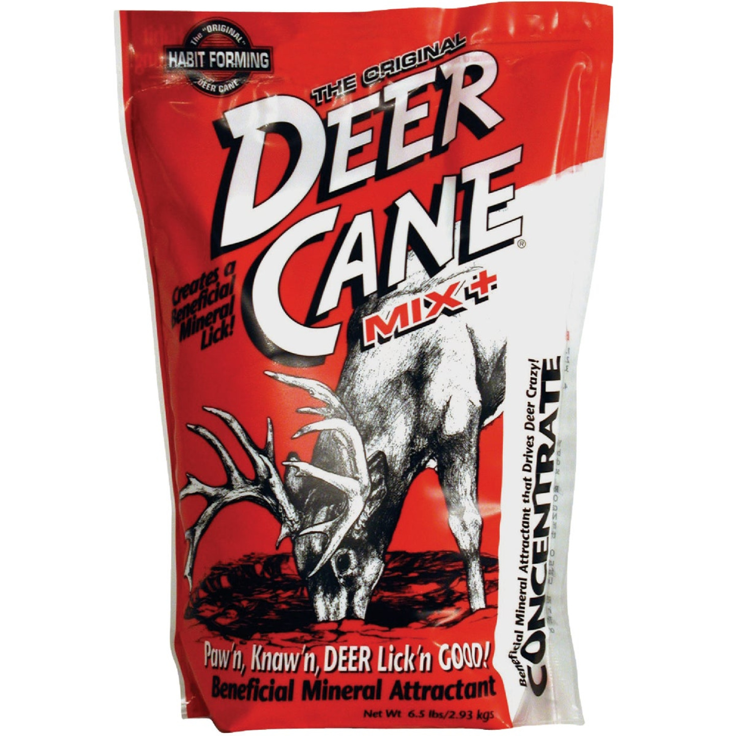 Deer Cane 6-1/2 Lb. Granular Concentrate Deer Mineral Attractant Image 1
