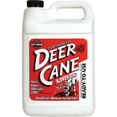 Deer Cane 1 Gal. Liquid Deer Mineral Attractant