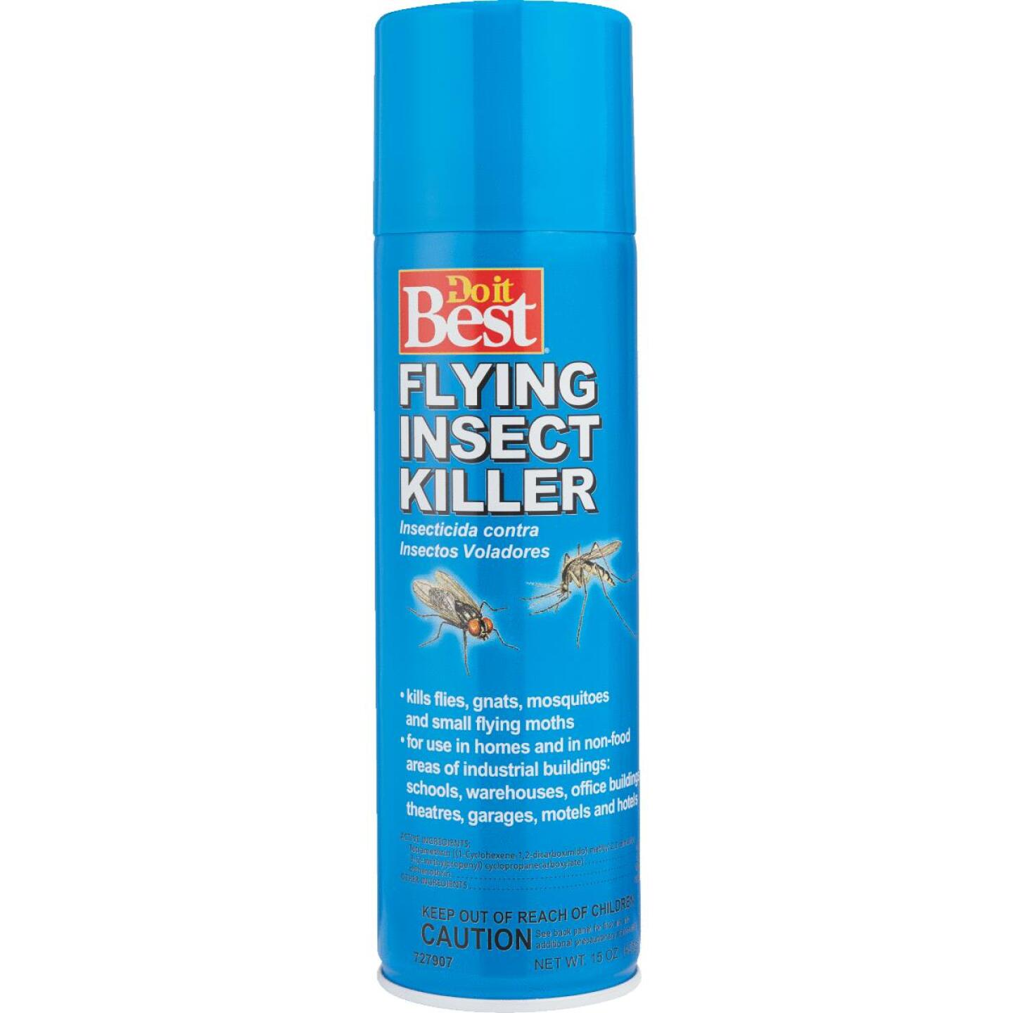 Do it Best 15 Oz. Aerosol Spray Flying Insect Killer Image 2