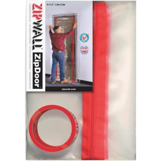 ZipWall ZipDoor Dust Containment Kit