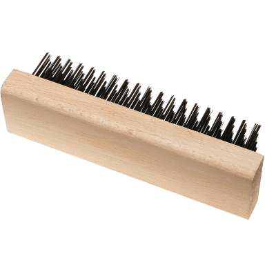 Best Look Wood Block Wire Brush