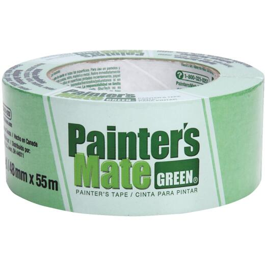 Painter's Mate Green 1.88 In. x 60 Yd. Masking Tape
