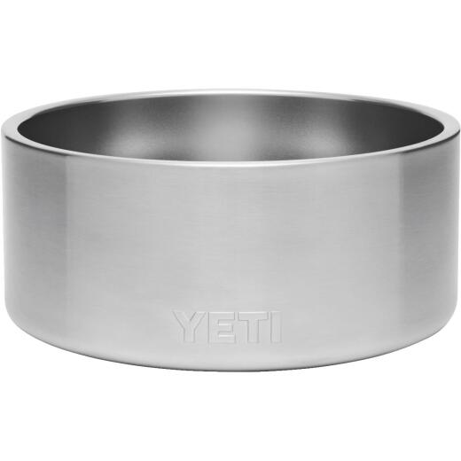 Yeti Boomer 8 Stainless Steel Dog Food Bowl