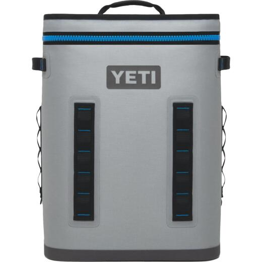 Yeti Hopper BackFlip 24 20-Can Soft-Side Cooler, Gray