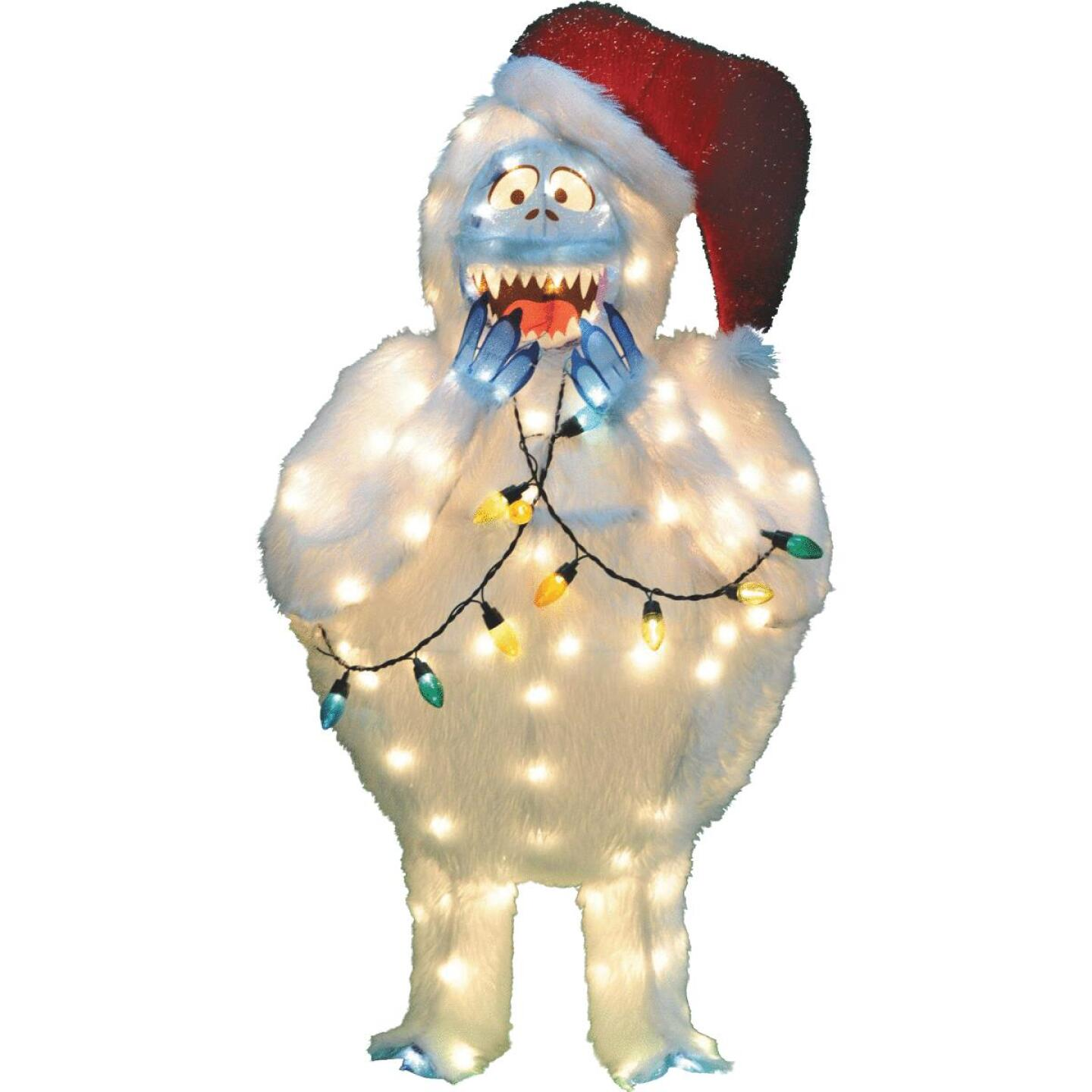 Product Works 32 In. Incandescent Bumble Holiday Figure Image 1